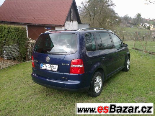 VW Touran 2.0 TDI 103 KW
