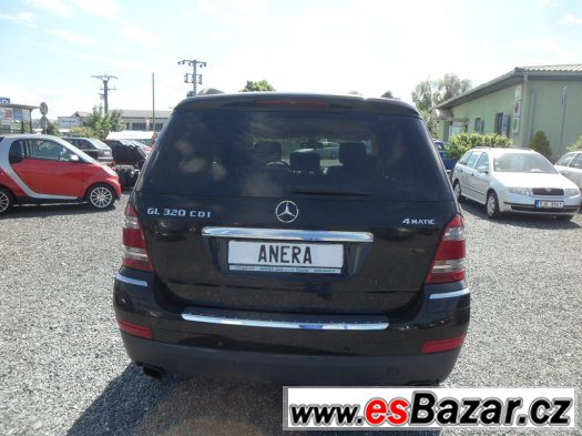 Mercedes-Benz GL 320 CDi  4 MATIC