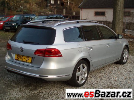 VW Passat 2,0 TDI/CR DSG HIGHLINE, 2012, 183.000km