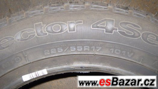 Good Year Vector 4seasion 225/55 R17 101V M+S