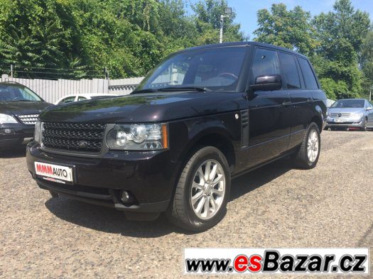 Land Rover Vogue  4.4 TDV8 Vogue rok 7/2011