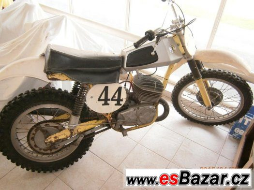 ČZ 250 cross 1974