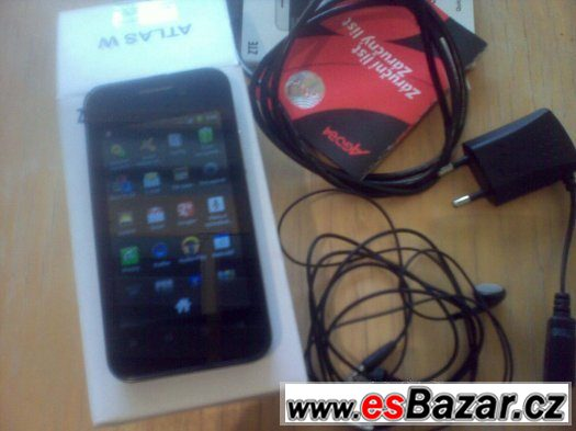 ZTE Atlas W - Black