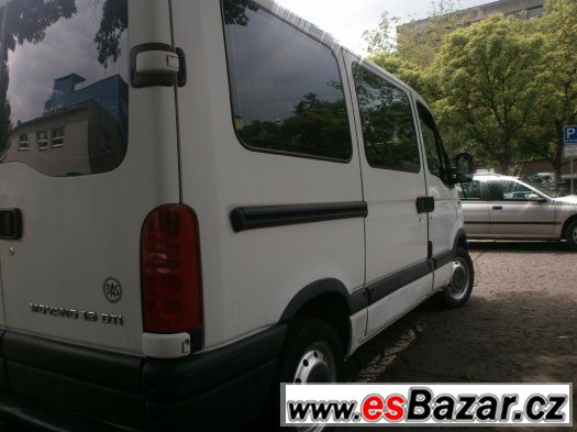 renault master opel movano 2,2dci 2,5dci 3,0dci 2,8dti dily