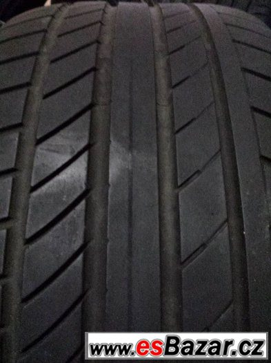 2x Continental ContiSportContact 255/45/17
