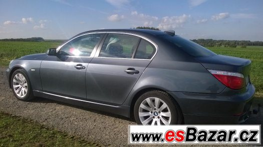 BMW 530 D, E60 facelift 2008 173 kW