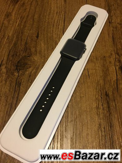 Apple Watch 42 mm Sport