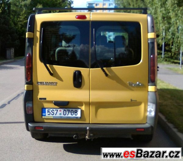 Renault Trafic 1,9DCi 74kW