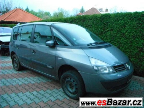 Renault ESPACE IV 2003-2011 DCI ND