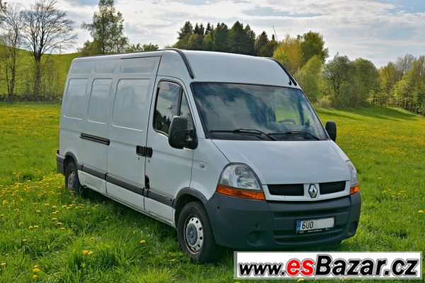 Renault Master 2.5dci(120PS) Maxi