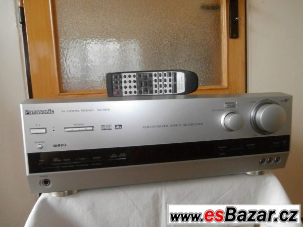Receiver Panasonic SA-HE75
