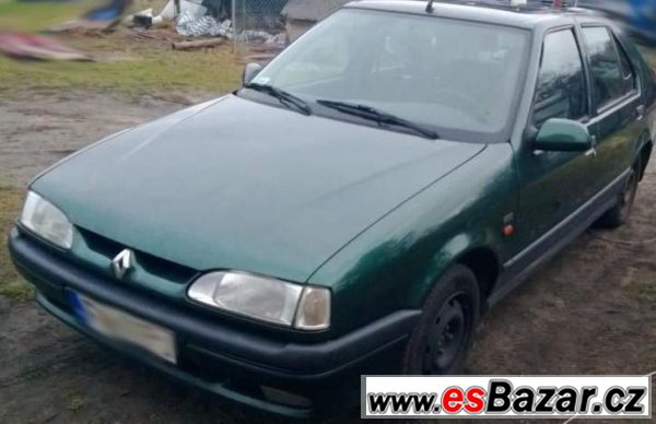 Renault 19 díly