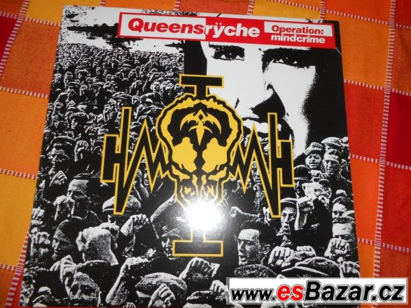 Queensryche Operation Mindcrime LP