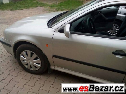 Škoda Octavia 1,6 Benzin, 55kW, Liftback