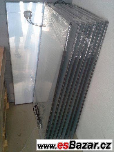 Paleta fotovoltaických panelů - 50 ks / 2,75 kWp