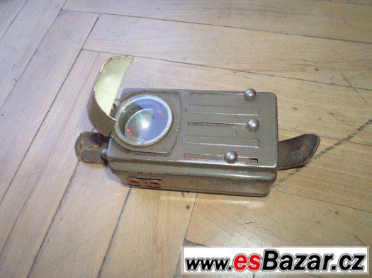 Staré svítilny baterky