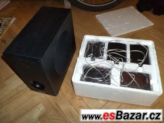 Nový set reproduktorů Sencor ze sestavy XD 560