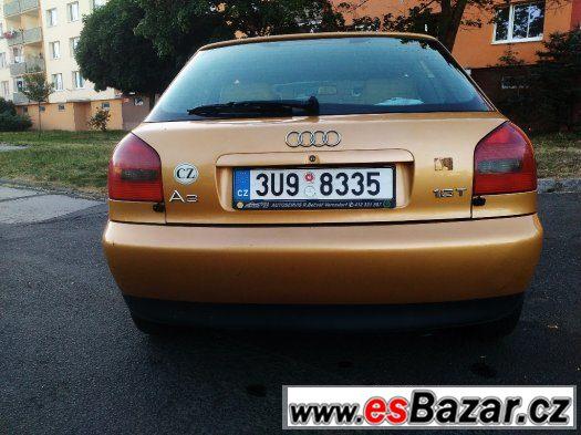 Audi a3 1.8T VÝRAZNÁ SLEVA SPĚCHÁ
