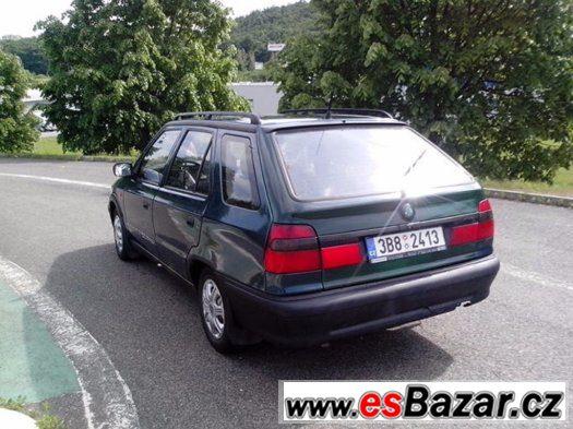 Škoda Felicia 1.9D  LX kombi-eko zaplaceno