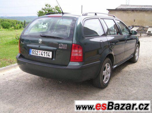 ŠKODA OCTAVIA COMBI TDi 4x4 r.v. 2005