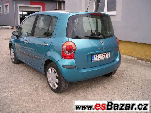 Renault MODUS 1.6