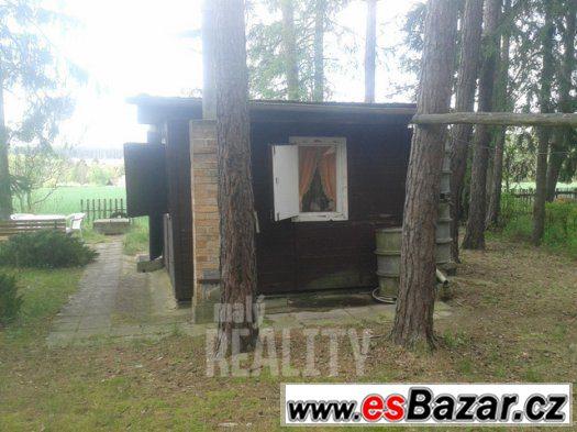 Chata 15 m2, chatová oblast Vojníkov, Písek, ev.č. 15187
