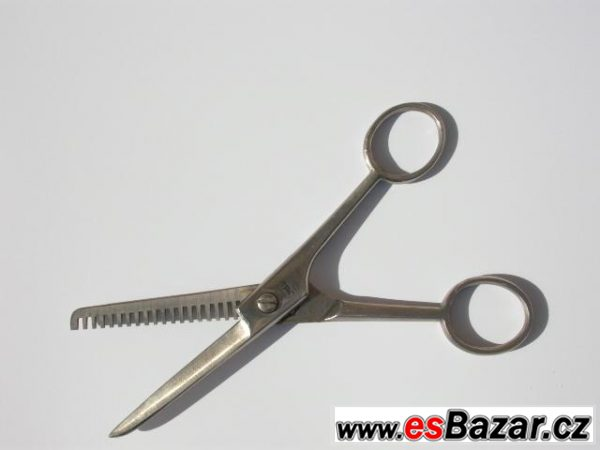 Prostřihávací nůžky