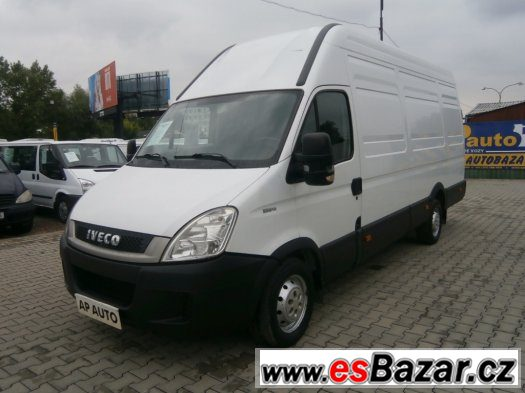 IVECO DAILY 35S14 SUPERMAXI A/C