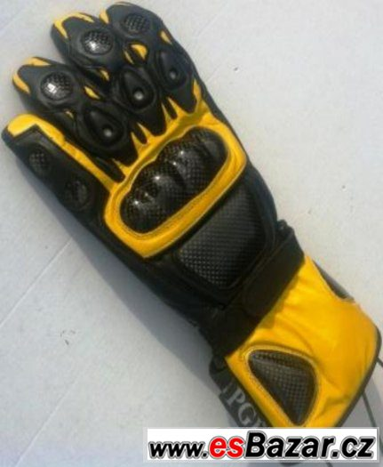 Moto Rukavice Silníční Barevné PGI