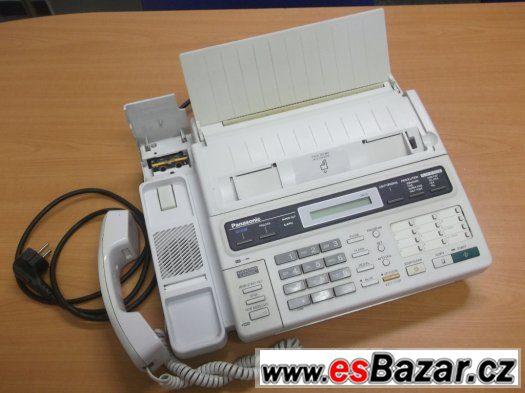 Telefon - fax - záznamník Panasonic KX-F2130