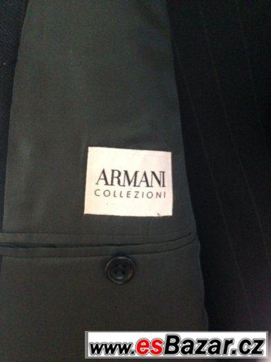 Oblek ARMANI