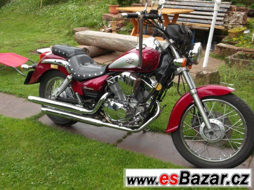 Motorka k prodeji