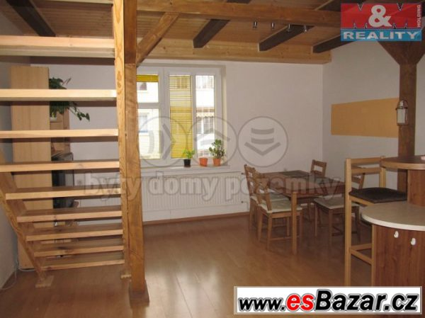Pronájem, byt 4+kk, 108 m2, Ostrava - Mariánské Hory