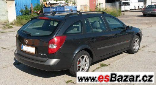 Prodám Renault Laguna II Kombi 1.9 dCi, 88kw
