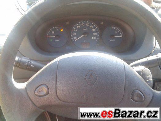 Renault Kangoo, 1,9 diesel,  Odpočet DPH