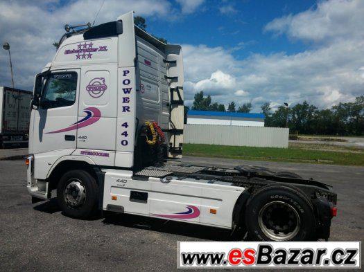 tahač Volvo FH 13 440  Euro 5, rampy, TOP