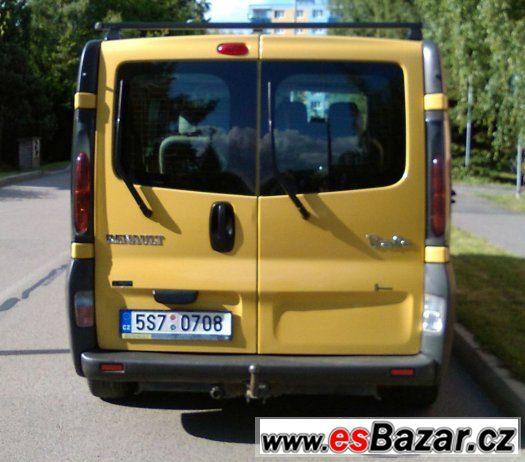 Prodám Renault Trafic 1,9 dCi