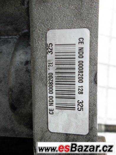 RENAULT SCENIC II 1.9 dCi 96 kW-PŘEVODOVKA 6 RYCHL. DOKLAD