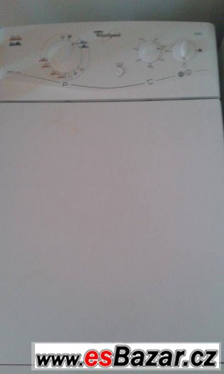 Funkční pračka Whirlpool AWG650