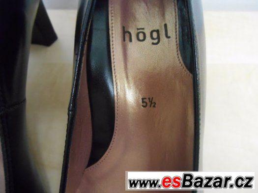 Nové dámské lodičky Hoegl