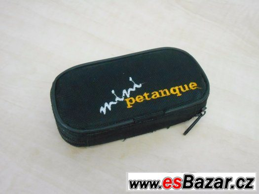 Mini petanque