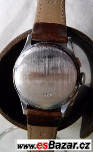 Hodinky DELBANA Chronograph, Landeron Caliber 48