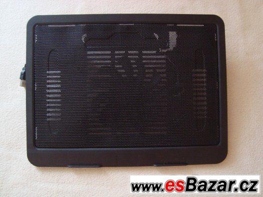Chladící podsvícená podložka N19 Notebook cooler