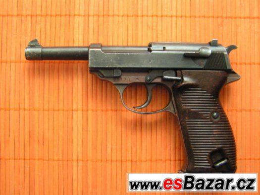 Prodám pistoli Walther P.38