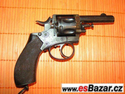 Prodám revolver Belgie 380 short