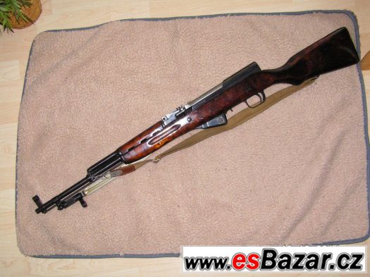 Prodám pušku SKS 45 Simonov