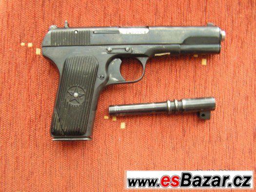 Prodám pistoli Tokarev TT33