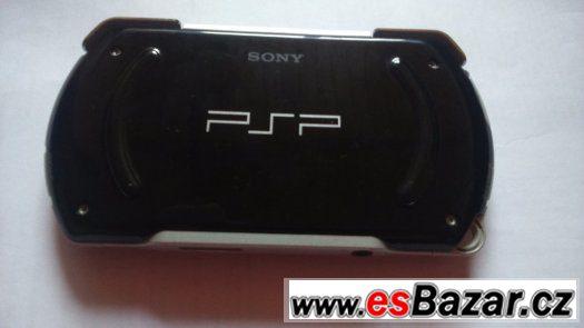 Prodam PSP Go, super stav viz foto, pouzdro, nabídněte