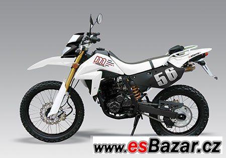 MOTOCYKL TEIDE 400