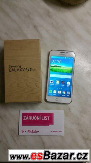 Samsung Galaxy S5 Mini - Záruka T-mobile 2/2017
